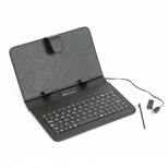Tablet pouzdro s klávesnicí OMEGA OCT7KB, univerzální, 7