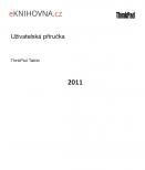 ThinkPad Tablet uživatelská příručka