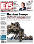 Deník E15, pondělí 16.11. 2015