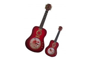 Hodiny kytara – MINI