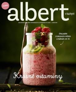 Albert v kuchyni 1/2016